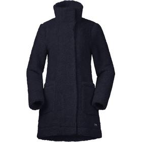 Bergans Oslo Wool LooseFit Jacket Women Dark Navy